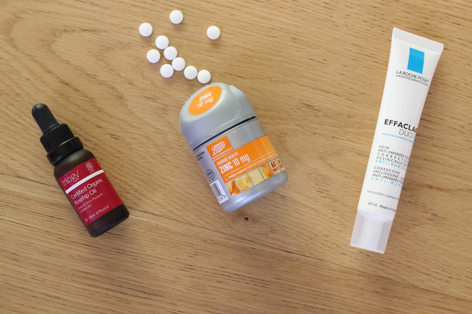 products for acne scarring