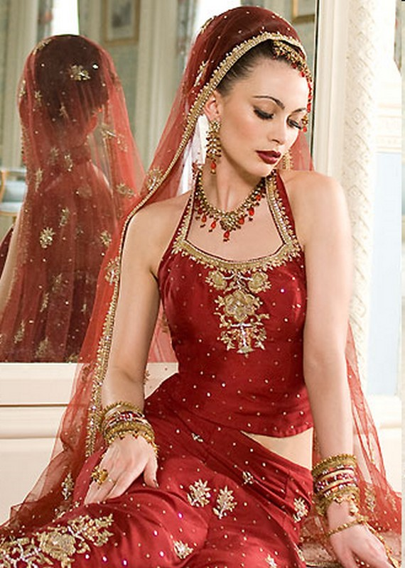 Various Kinds Of Wedding Dresses With New Models Indian