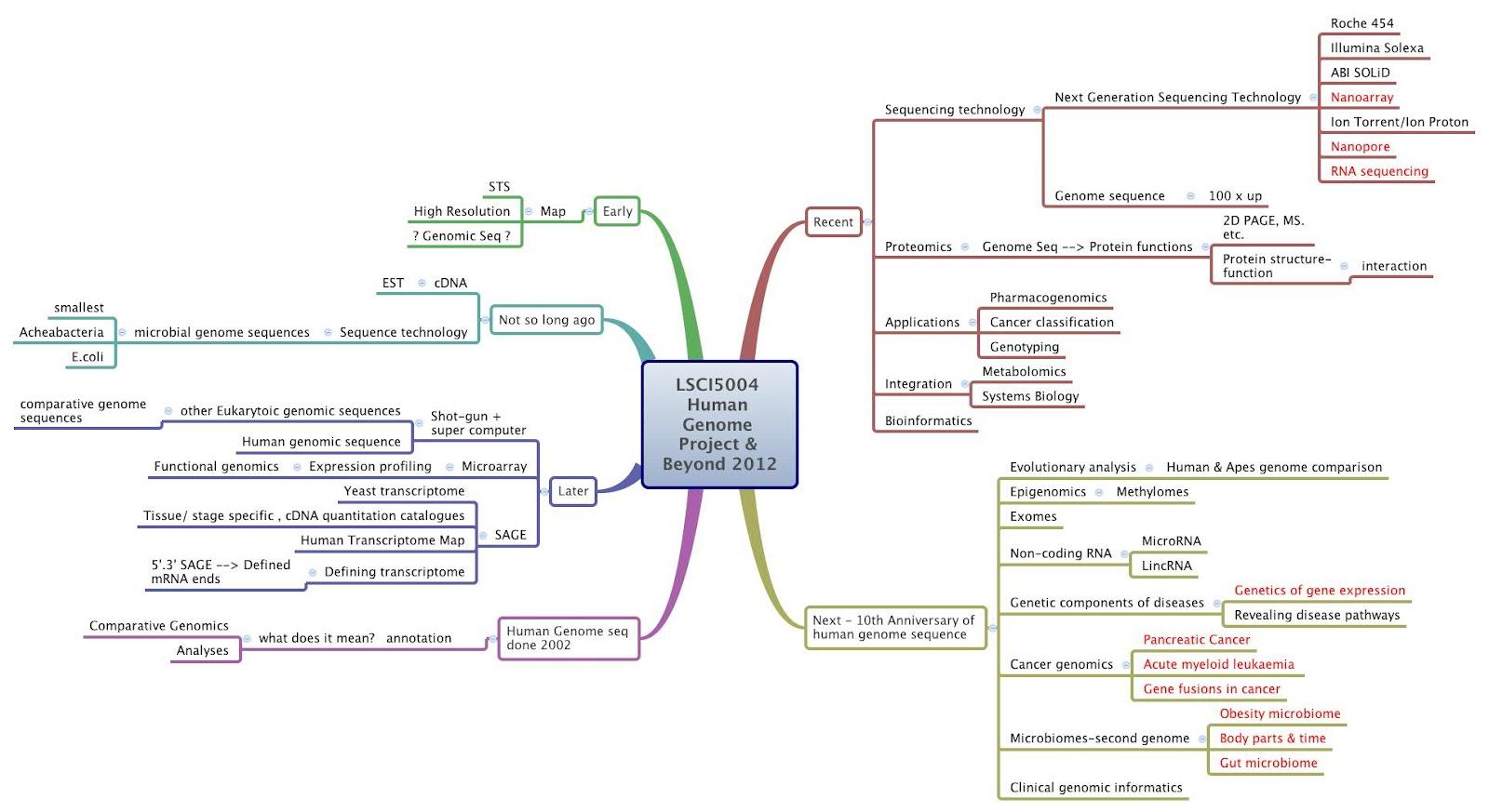 human genome essay