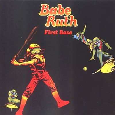 Babe Ruth - First Base 1972 (UK, Heavy Prog)