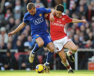 Arsenal vs. Manchester United: el clásico de la tercer jornada en Inglaterra