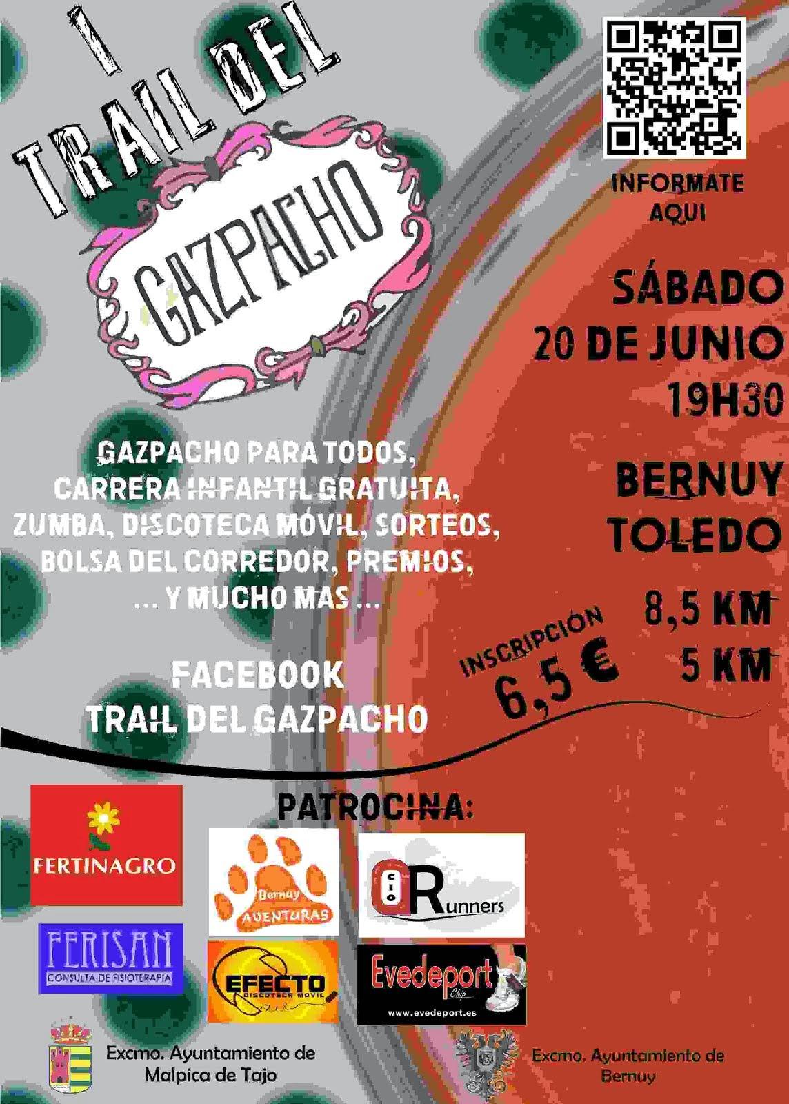 I Trail del Gazpacho de Bernuy