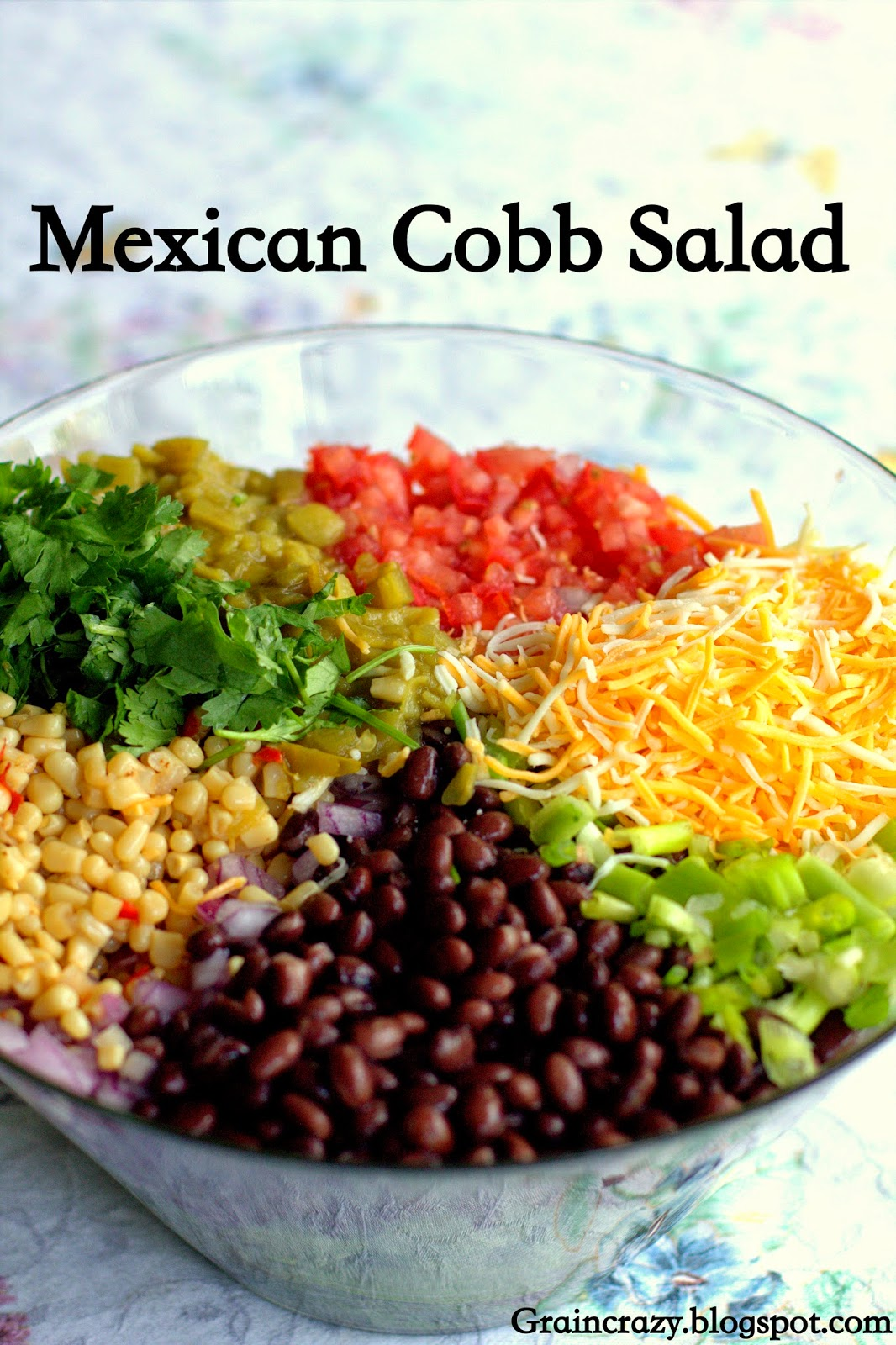 cobb salad cobb macaroni salad layered cobb salad classic cobb salad ...