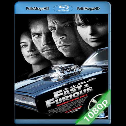 Rapido y Furioso (2001) 1080P HD MKV ESPAÑOL LATINO