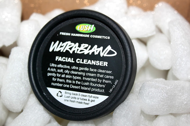 Lush Ultrabland Cleanser Review