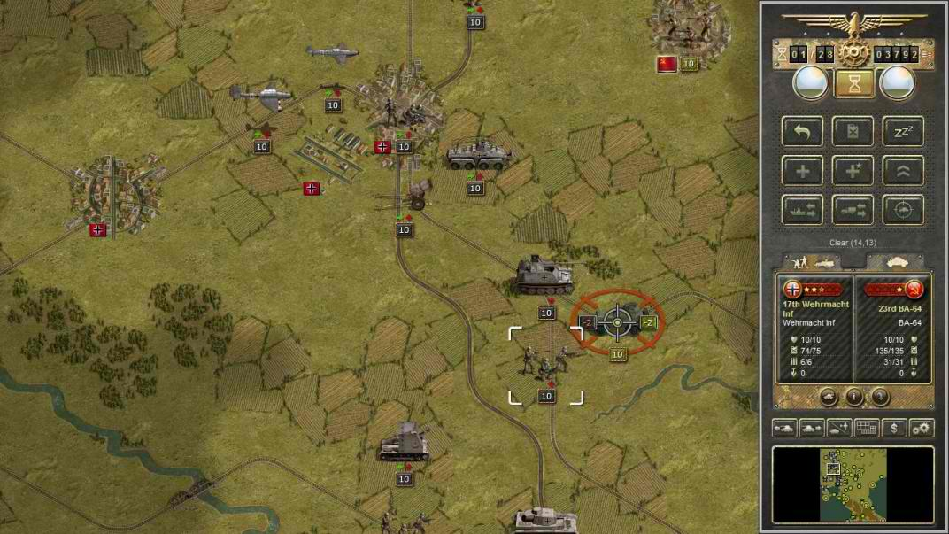 panzer 2 game
