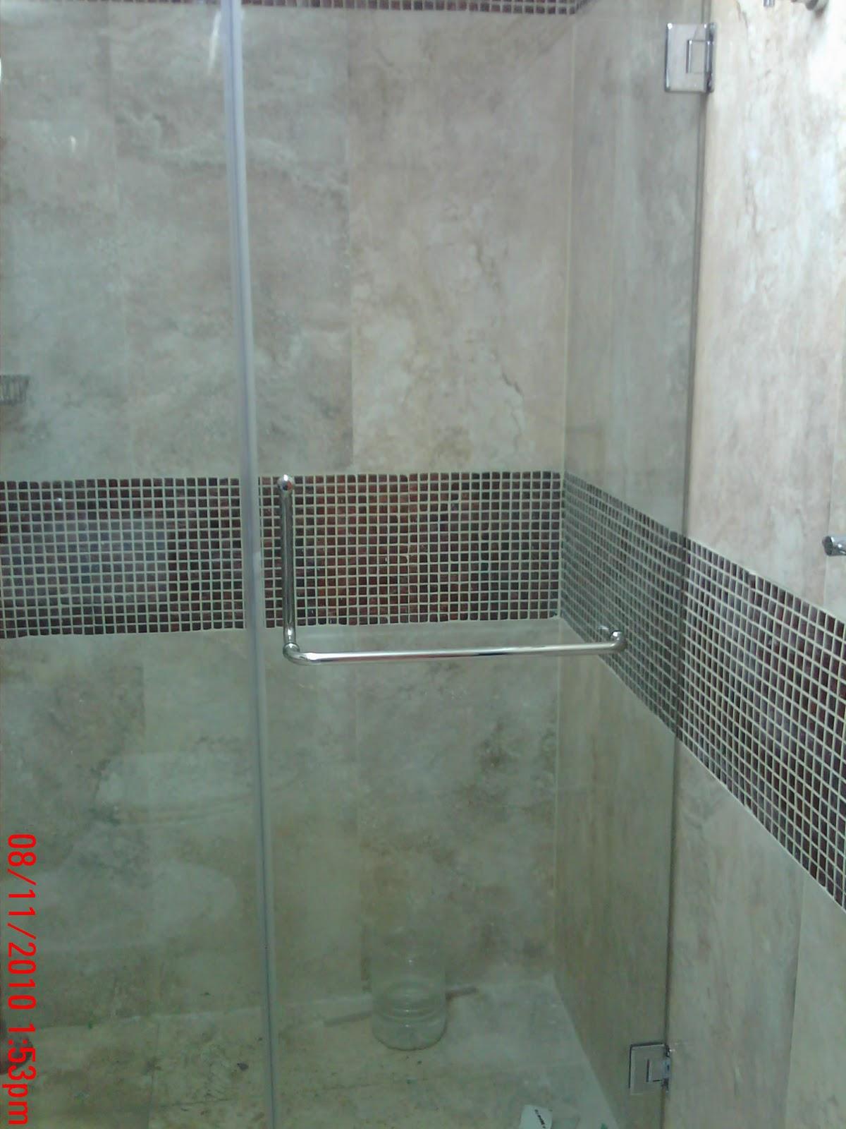 Puertas corredizas para ba o aluminio for Puertas de aluminio para bano