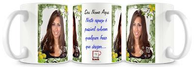 Canecas personalizadas com fotos - KneK