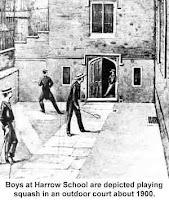 historia del squash