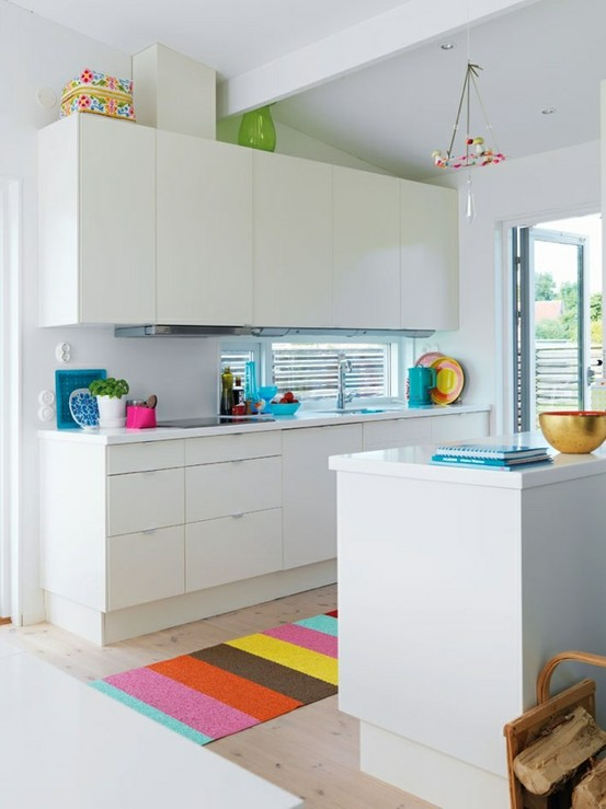 Un toque de Color en la Cocina - Kansei Cocinas | Servicio ...