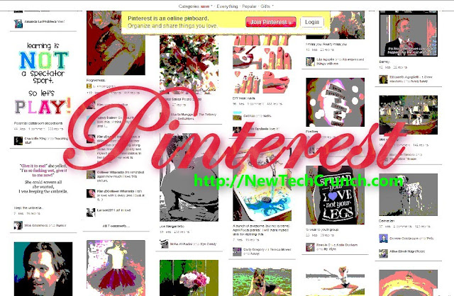 pinterest boards for technology