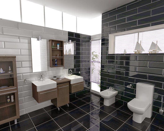 free bathroom design software