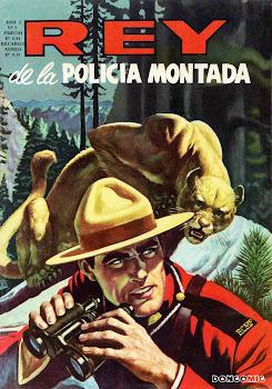 REY DE LA POLICIA MONTADA Nº 005