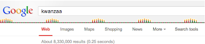 Google Kwanzaa