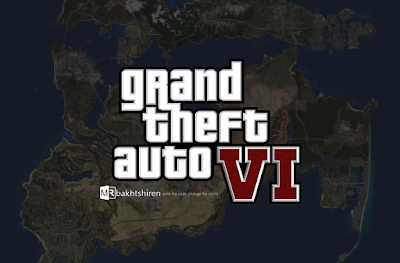 GTA 6 Map Concept - Las Venturas, Liberty City, Vice City, San Fierro, Los Santos