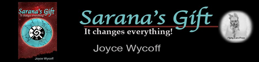 Sarana's Gift: It changes everything!