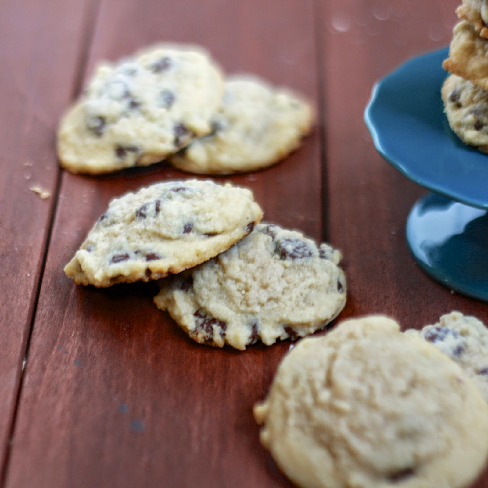 Chewy Chocolate Chip Cookies   The Sweets Life