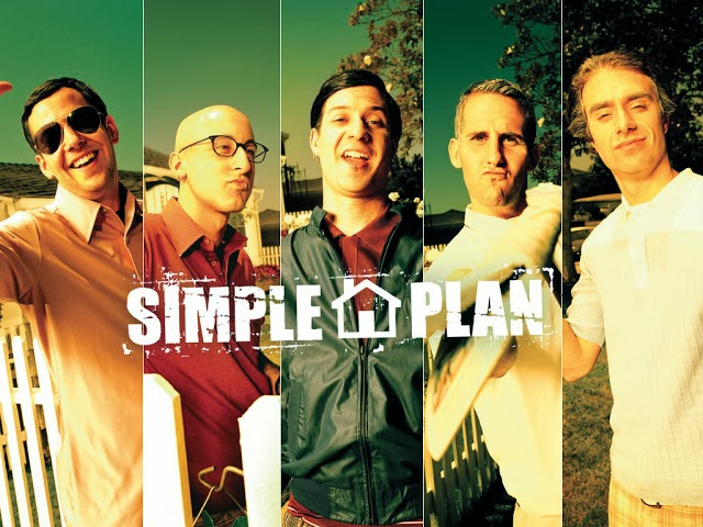 Terjemahan Lirik Lagu Simple Plan - Jet Lag