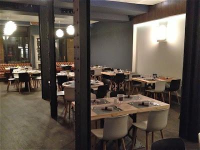 Open Bar de Granvia Uno. Blog Esteban Capdevila