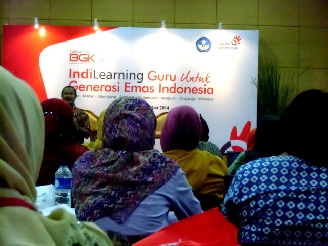 Guru Al Qudwah Ikuti Program IndiLearning