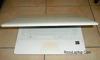 Samsung NP275E4V AMD E1 White