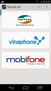 Tải Phan Mem Tang Toc 3G Miễn Phí