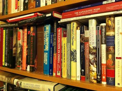 Susanna's Shelf
