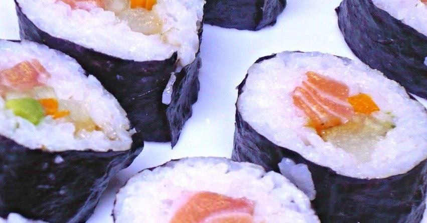 F cil y r pido recetas materiales necesarios para - Cocinar sushi facil ...