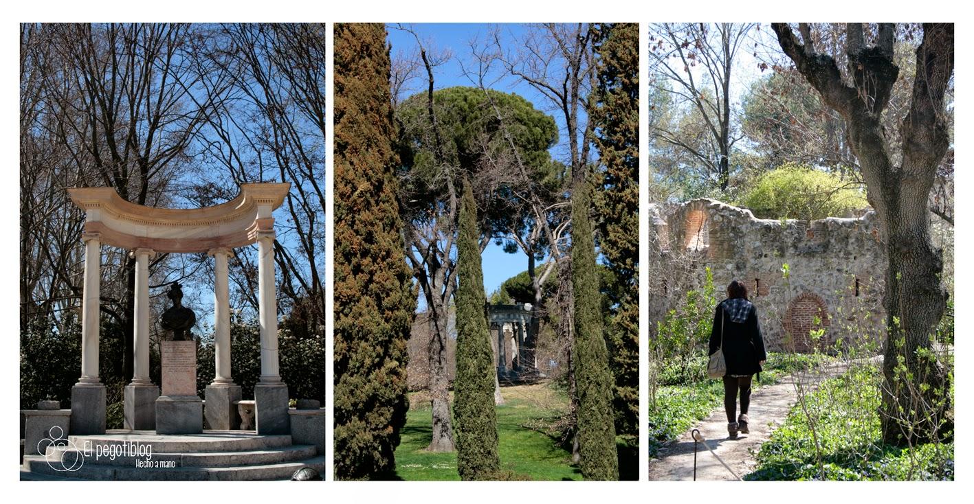 Rincones de Madrid - Parque El Capricho - Pegotiblog