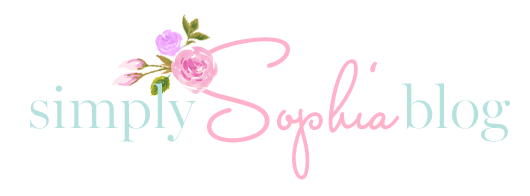 Simply Sophia Blog