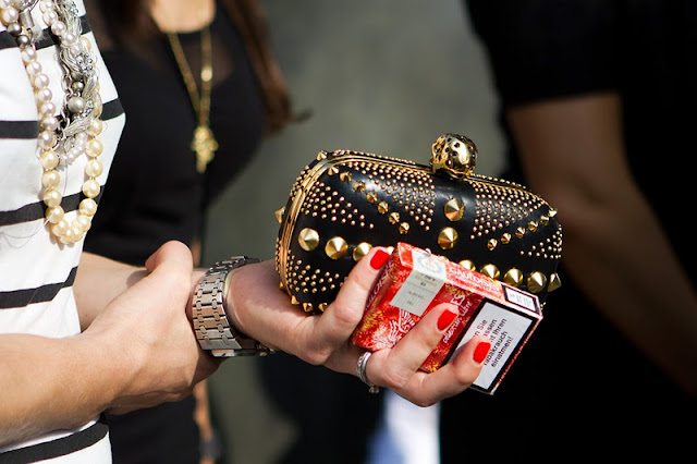 studded cluth street style