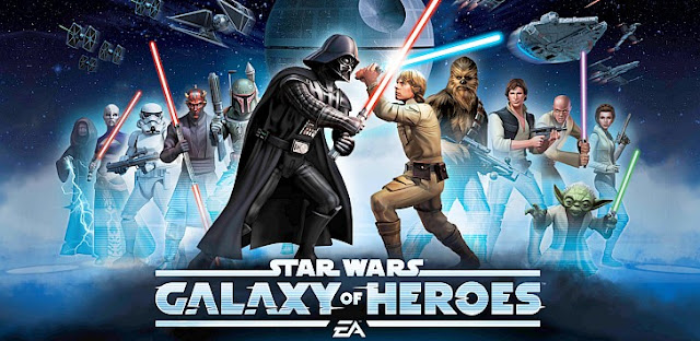 Download Star Wars™: Galaxy of Heroes Apk Mod