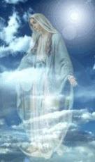 Nuestra Santa Madre María y guía.