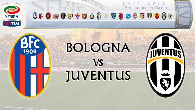 Vedere BOLOGNA-JUVENTUS Streaming Rojadirecta oggi Diretta Serie A