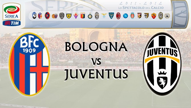 Vedere BOLOGNA-JUVENTUS Streaming oggi Diretta Serie A