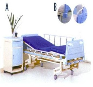 jual ranjang pasien elektrik, harga ranjang pasien rumah sakit