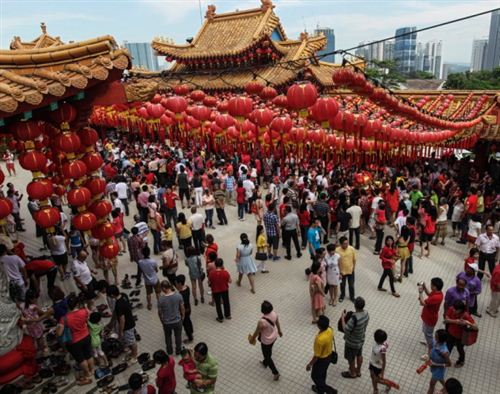 Unique Chinese New Year Holidays In Malaysia