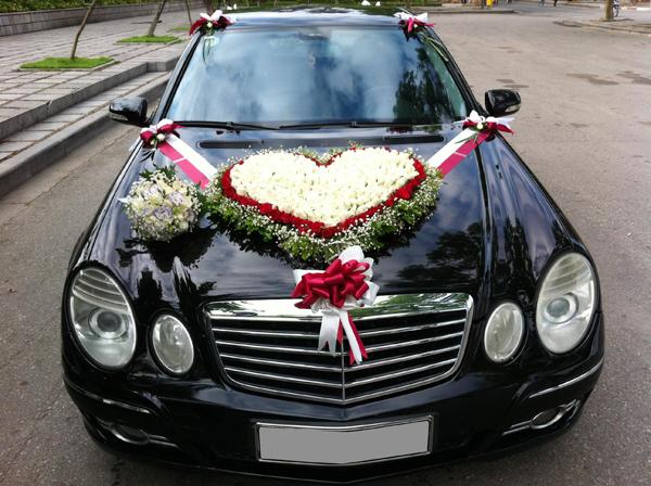 cho thuê xe cưới chất lượng Ba Đình