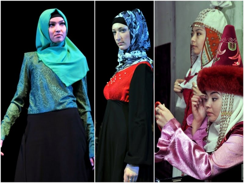 Islamic Fashion Show Cannes