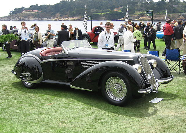 Alfa Romeo 8C Cars