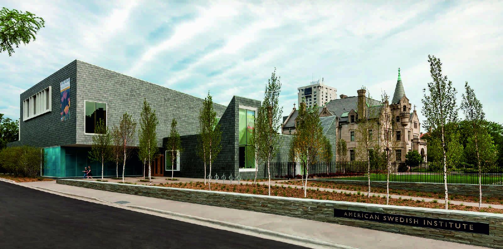 Swedish institute s nelson cultural center by hga a as - Interior design classes minneapolis ...