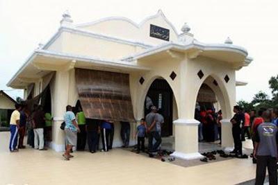 Status PR pemilik resort di Sedili Besar ditarik balik