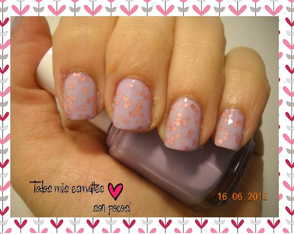 nail art jelly sandwich nails uñas esmaltes nail polish
