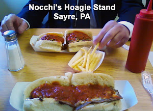 Nocchi's - Sayre, PA - see left - Good Restaurants within 100 Miles