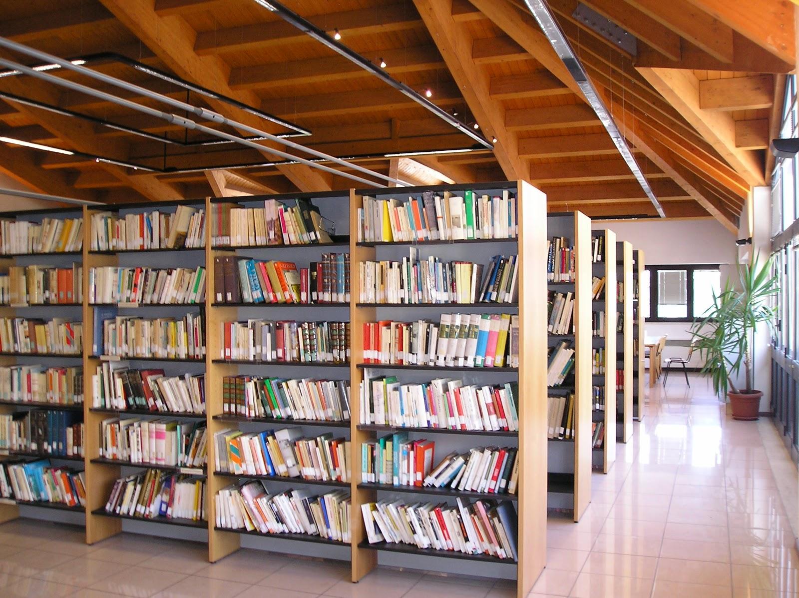 Parole informatiche libreria for Arredi per biblioteche