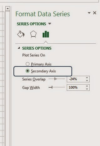 how to change axis scale in excel 2013