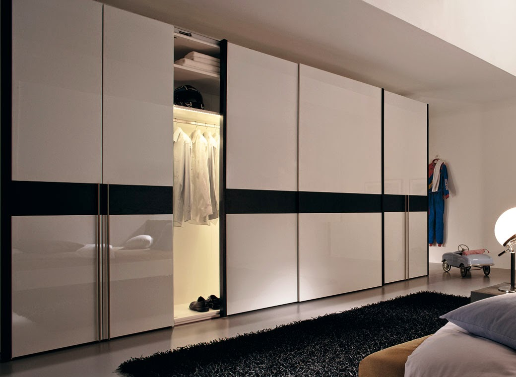 Wardrobe Doors Modern : Modern Wardrobe Door Designs For Bedroom Sliding Wardrobe Door Designs