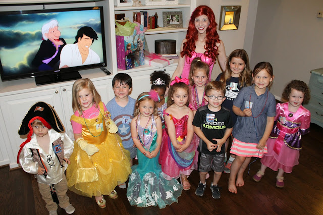 Enchanted Princess Events