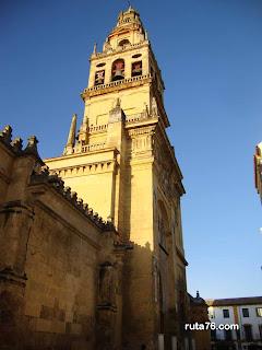 fachada mezquita cordoba andalucia