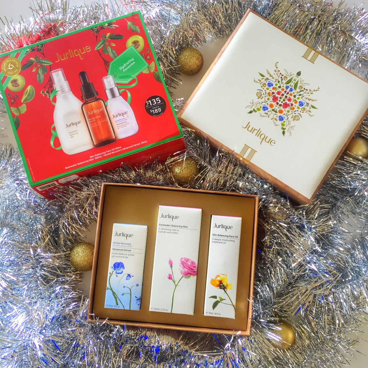 jurlique xmas gift sets